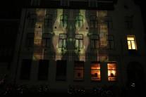 Videomapping Zenith © Dendermonde